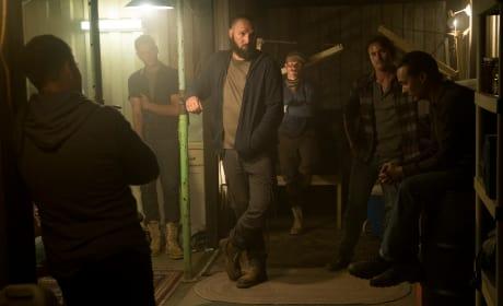 What's left of it - Fear the Walking Dead Season 3 Episode 9