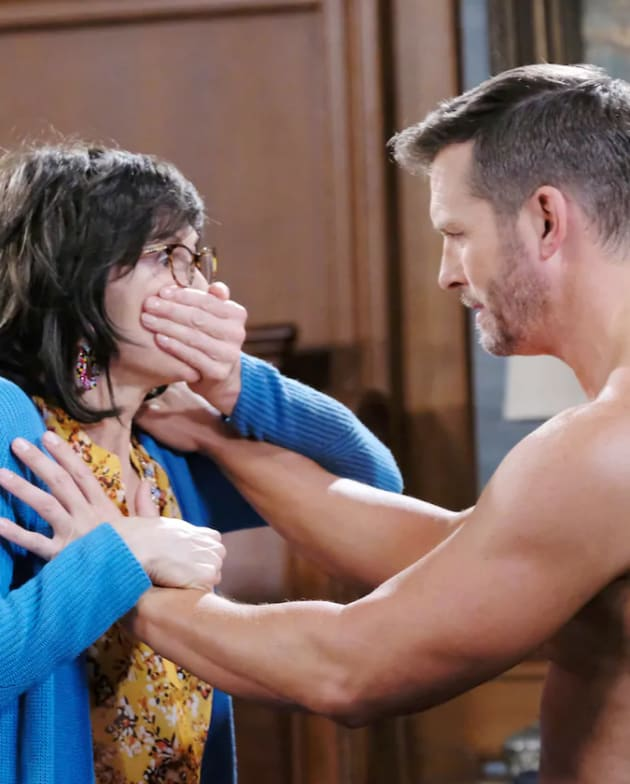 An Unlikely Advance - Days of Our Lives