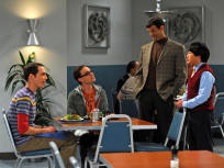 The Big Bang Theory Season 1 Episode 12