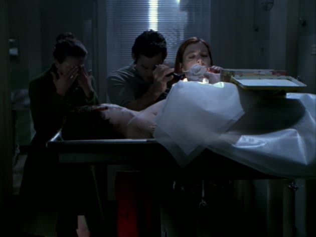 CSI - Buffy the Vampire Slayer Season 3 Episode 4