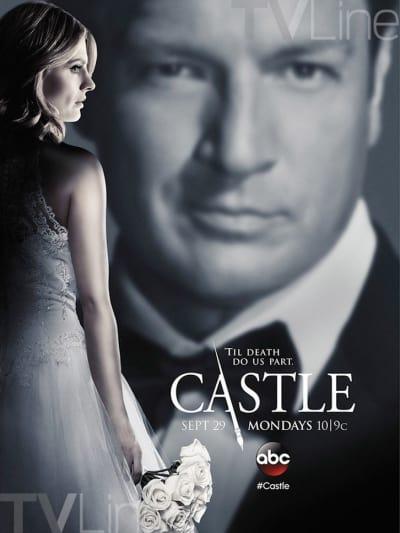 Castle Season 7 Poster