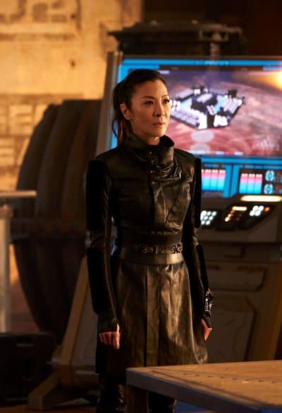 Philippa Georgiou Vertical - Star Trek: Discovery Season 2 Episode 11