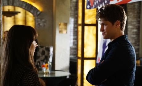 Isn't This Awkward? - Pretty Little Liars Season 6 Episode 14