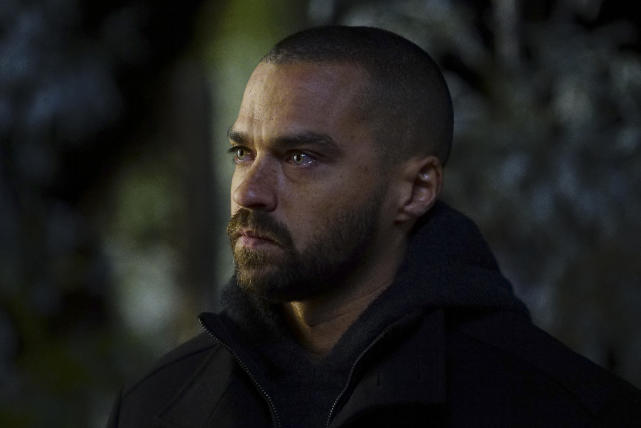 Contemplative Jackson Avery - Grey's Anatomy Season 13 Episode 16