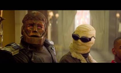 Doom Patrol Gets February Premiere Date - Watch First Teaser