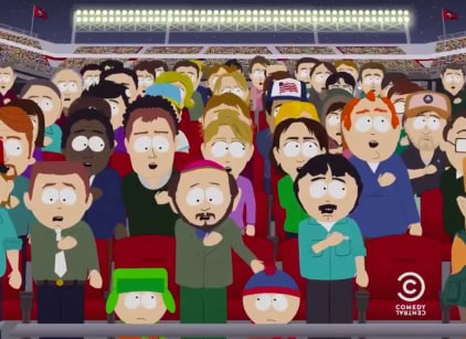 Watch South Park Season 20 Episode 1 Online