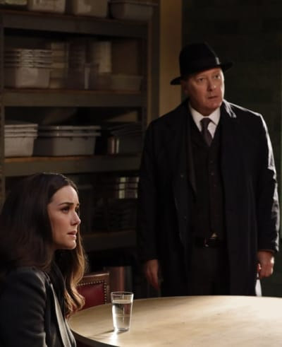 New Dynamic - The Blacklist Season 8 Episode 2