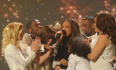 The X Factor Champion
