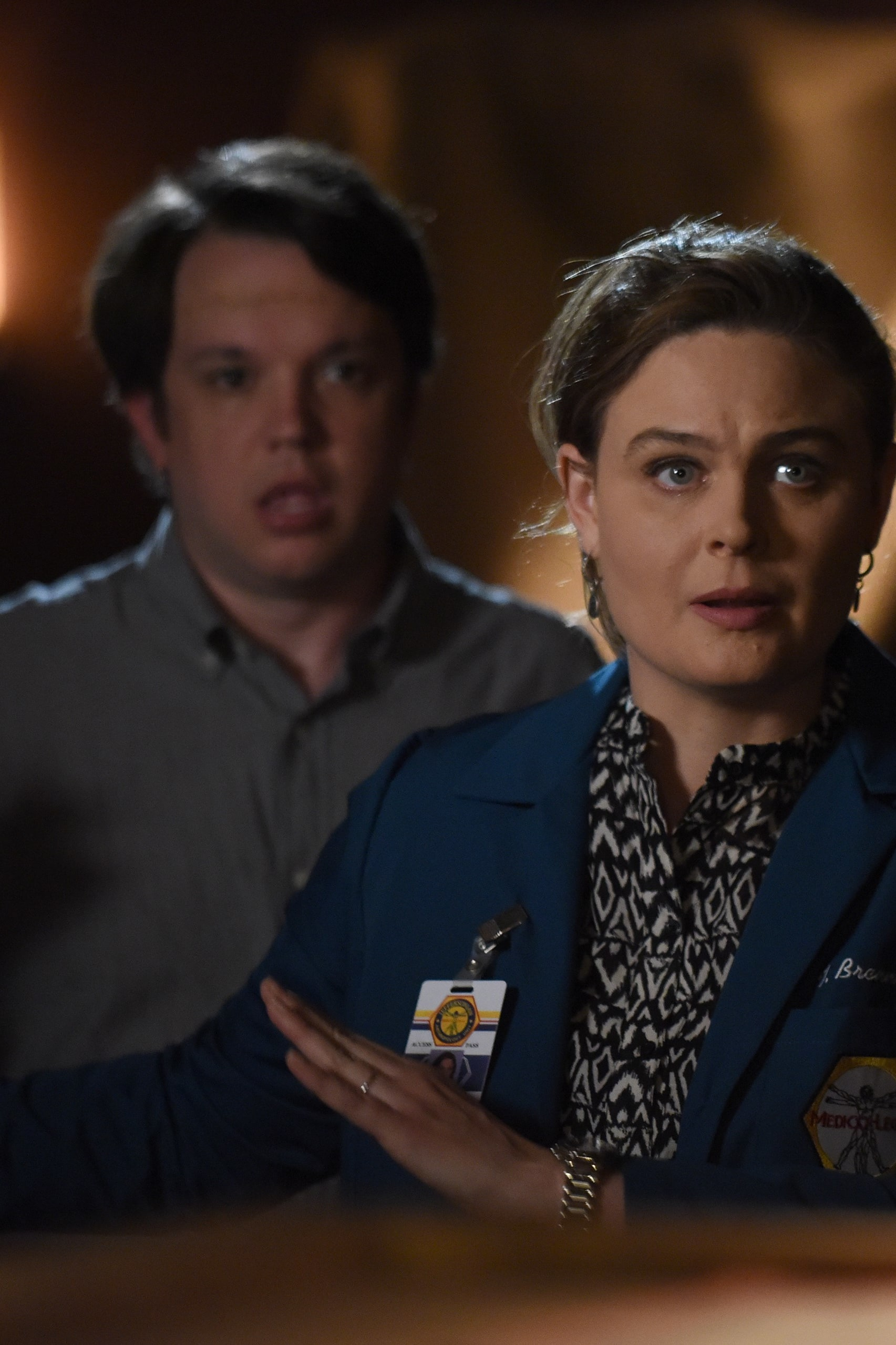 Bones Round Table Why Does Zack Hate Booth Tv Fanatic