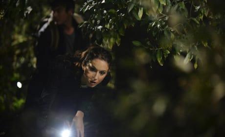 Hot on Toby's Trail - Pretty Little Liars Season 5 Episode 15