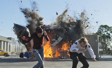 Kensi and Deeks Undercover - NCIS: Los Angeles