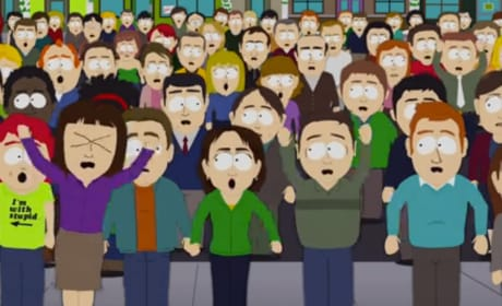 Panic In The Streets - South Park