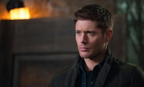 Dean is listening - Supernatural Season 12 Episode 10