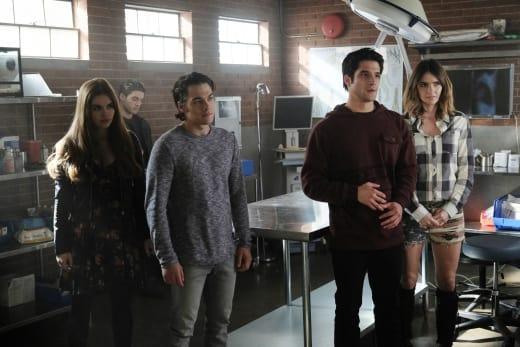 Pack Rules - Teen Wolf Season 6 Episode 15