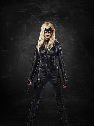 Black Canary is Born - Arrow