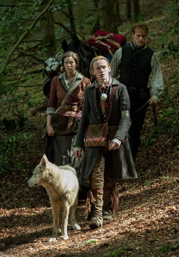 Finding the Mohawk Village - Outlander Season 4 Episode 13
