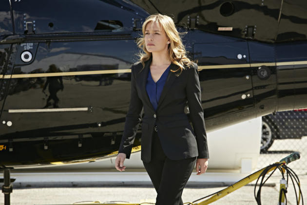 Covert Affairs Premiere Review Keeping Secrets Tv Fanatic