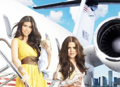 Kourtney & Khloe Take Miami - Season 2 Episode 10 - Broken ...