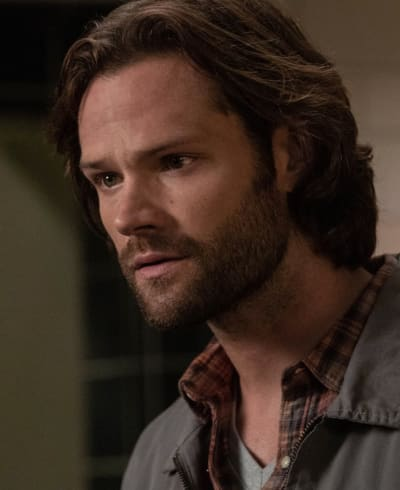 Sam Is Determined - Supernatural Season 14 Episode 3
