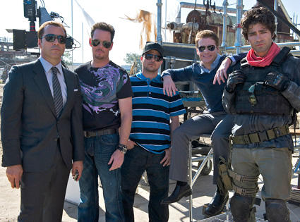 On the Entourage Set
