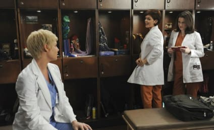 "Grey's Anatomy Pictures: ""Invasion"""