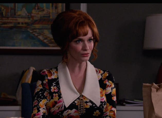 Joan Has Issues - Mad Men