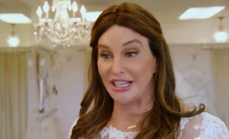Caitlyn as a Bride - I Am Cait