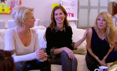 Ramona's Birth Control Choice - The Real Housewives of New York City