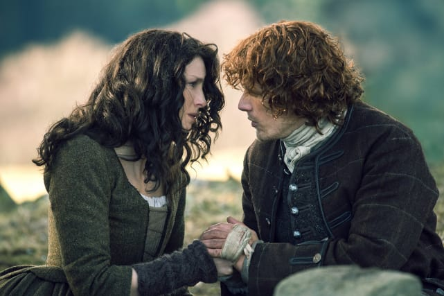 The lovers outlander s2e13