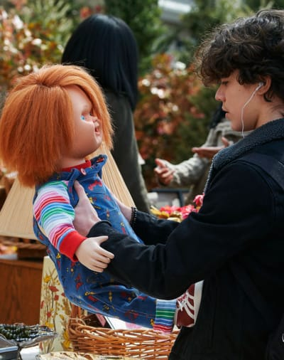 Yard Sale - Chucky Season 1 Episode 1