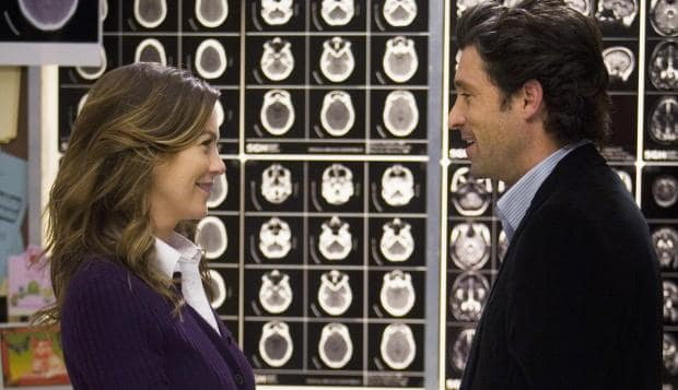 Meredith and Derek - Grey's Anatomy