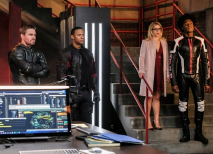 Watch Arrow Season 6 Episode 12 Online