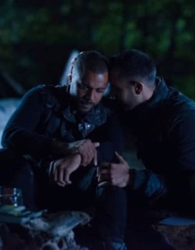 Jackson and Miller - The 100