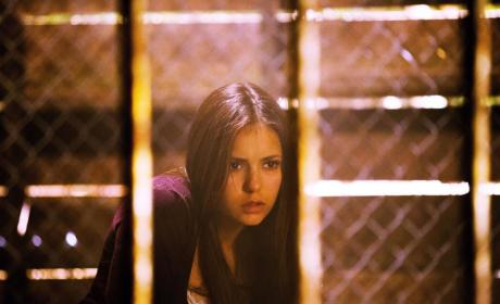 Elena as a Vampire