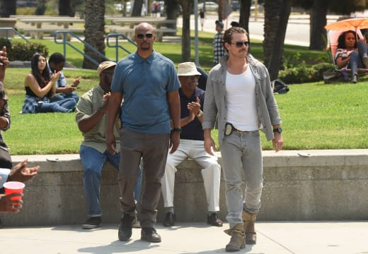 Reunited - Lethal Weapon Season 1 Episode 4