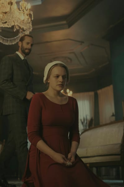 Another Game of Scrabble? - The Handmaid's Tale Season 1 Episode 4