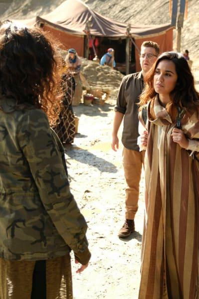 Margo Meets Kady - The Magicians Season 4 Episode 10