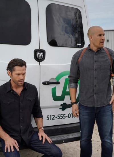 Close Call - Walker Season 1 Episode 9