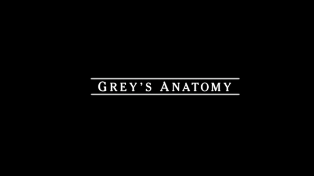 Grey's Anatomy - Renewed