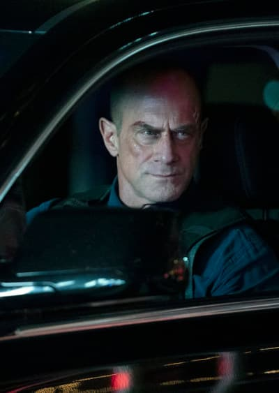 On a Stakeout - Law & Order: Organized Crime Season 1 Episode 3