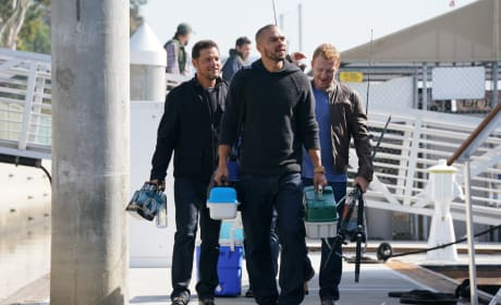 Jackson Leads the Pack - Grey's Anatomy Season 14 Episode 6