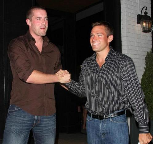 Matt Grant and Andy Baldwin