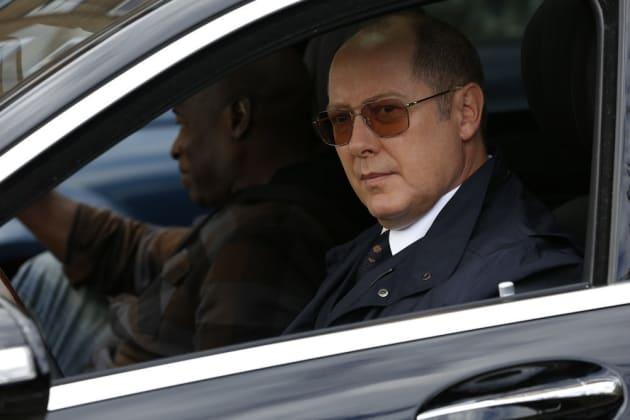 Red and Dembe - The Blacklist Season 5 Episode 7