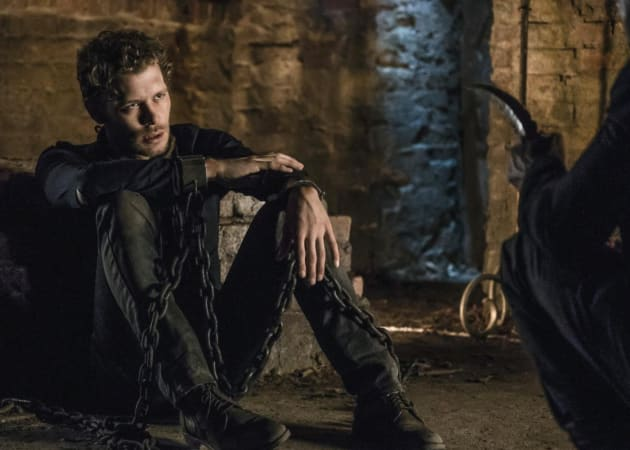 A Broken Man - The Originals Season 4 Episode 1