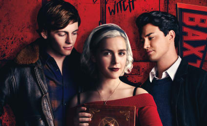 Chilling Adventures of Sabrina: A Love Triangle is Brewing in New Poster