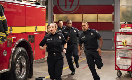 Station 19 Season 2 Episode 8 Review: Crash and Burn