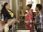Spending Time With Aunt Rhonda - black-ish