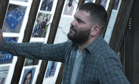 Huck Wants the Truth - Scandal Season 6 Episode 14