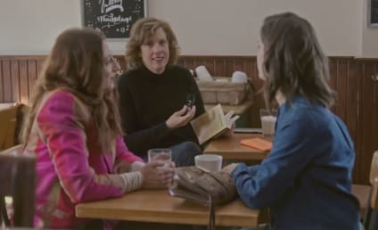 Baroness von Sketch Show Exclusive Clip: Can You Call Listening to an Audiobook Reading?