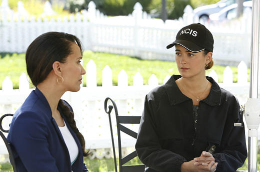 Ziva in 'Chasing Ghosts'